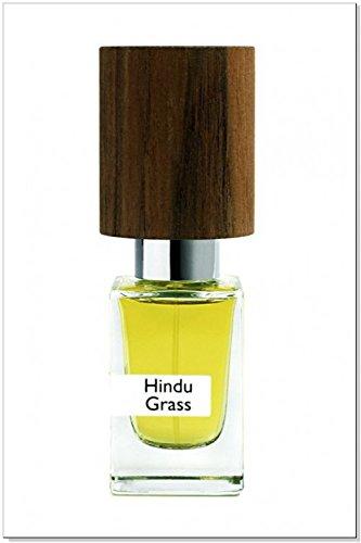 Nasomatto indù Grass Extrait de Parfum con vaporizzatore/Spray per lui 30ml