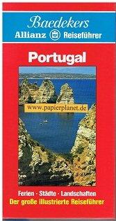 Baedekers Allianz-Reiseführer Portugal : Ferien,