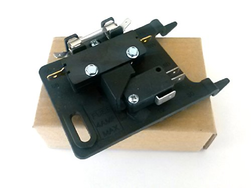 Ps2019709 - New Whirlpool Kenmore Maytag Clothes Washing Machinew Washer Lid Switch - Comes W/Switches, Fuse And Bracket