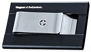 Wagner Victorinox Swiss Wallet Jet Black Accessory - SW709