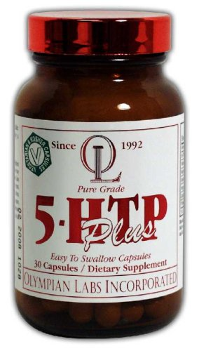 Olympian Labs 5 Htp Plus, 100 mg (Pack de 2)
