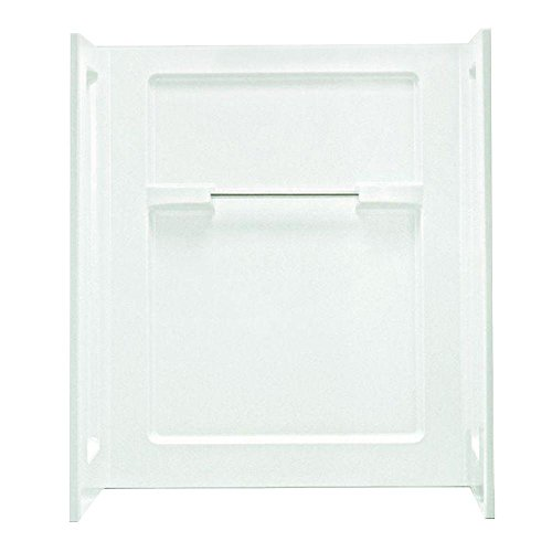 Cheap Sterling 62034100-0 Vikrell 48-Inch Seated Shower Stall Wallset