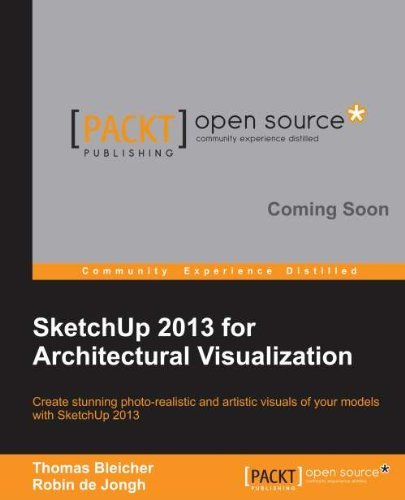 SketchUp 2013 for Architectural Visualization
