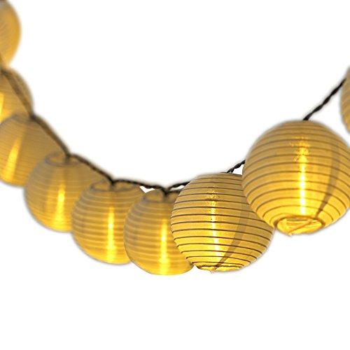 GDEALER-Solar-Outdoor-Lichterkette-48-Meter-30-LEDs-Lampions-Laterne-Solarbetrieben-Lichterkette-Wasserfest-Weihnachten-Dekoration-fr-Garten-Terrasse-Hof-Haus-Weihnachtsbaum-Feiern-Warmwei
