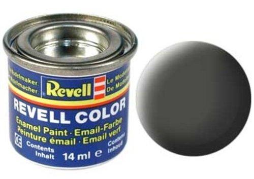 32165-Revell-bronzegrn-matt-RAL-6031-14ml-Dose