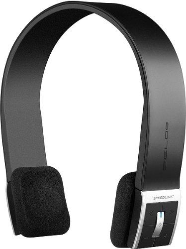 Speedlink Zelos SL-8760-SBK Schnurlos Bluetooth Stereo Headset schwarz