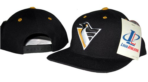 Buy NHL Pittsburgh Penguins Hockey Hat Logo 7