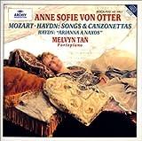 モーツァルト&ハイドン:歌曲集