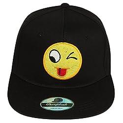 ILU High Quality Hats and Caps Unisex / Snapback Caps/ Hip hop Caps/ Baseball Caps/ Smiley