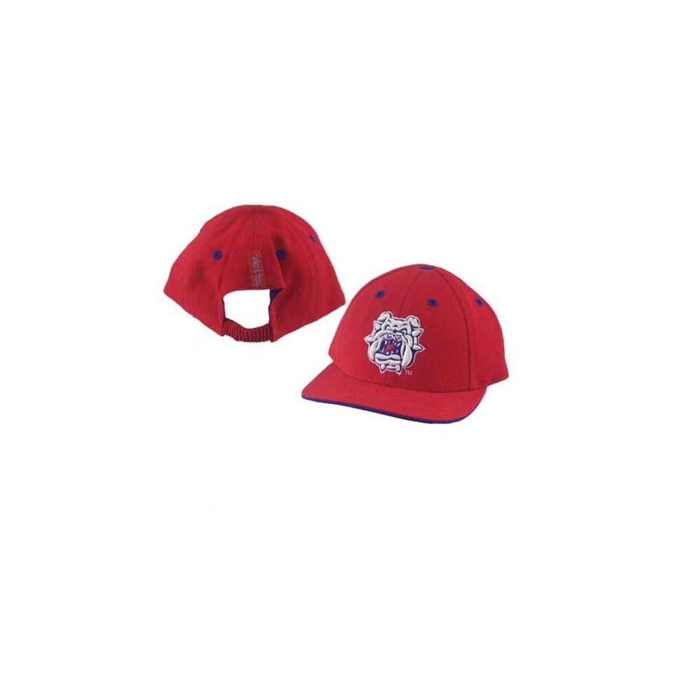 e125b17e621 Fresno State Bulldogs Red Infant Hat on PopScreen