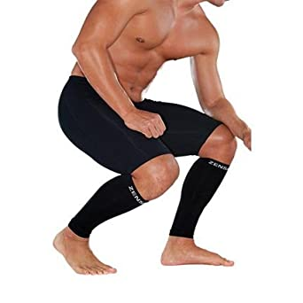 Men's Travel Compression Sleeves for Legs