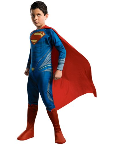 Man of Steel: Superman Kids Costume