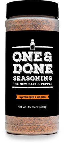 One & Done Seasoning, All-Purpose Spice Blend, 16 Ounces (Miracle Chicken compare prices)