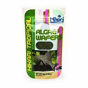 Tropical Algae Wafers Fish Food, 2.2 Lbs