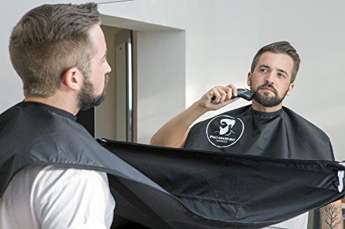grembiule-telo-mantellina-per-rasatura-rifilatura-barba-raccogli-peli-regalo-da-uomo-nero