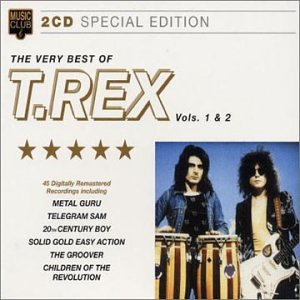 The Very Best Of T. Rex Volumes 1 & 2: Amazon.co.uk: Music