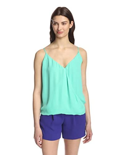 Single Women's Flip Tank  [Pistachio]