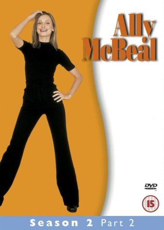 Ally McBeal - Season 2 Part 2 [DVD] [1998]