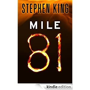 Stephen King e-story 'Mile 81' coming Sept. 1