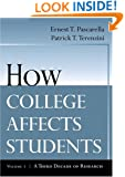 How College Affects Students: A Third Decade of Research