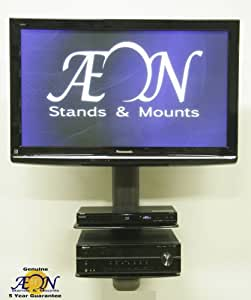 TV Mount with shelves