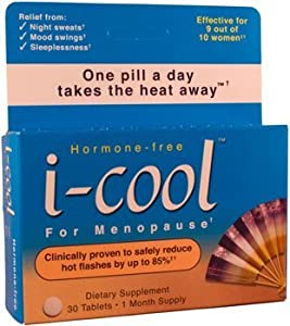 i-cool For Menopause Tablets, 30 ct