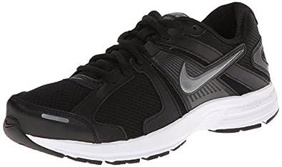 Nike Men's Dart 10 Black/Anthracite/White/Metallic Cool Grey 7 D - Medium