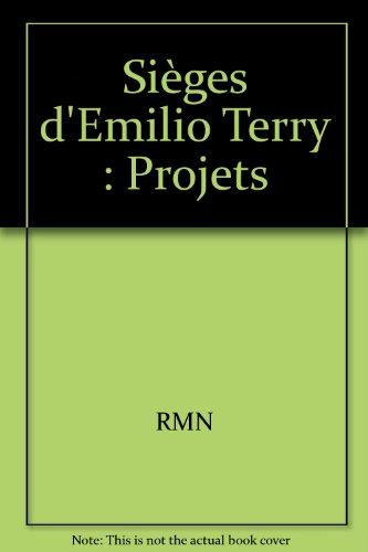 Sièges d'Emilio Terry : Projets