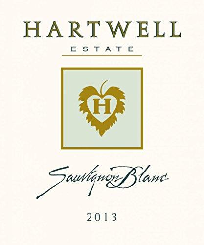 2013 Hartwell Estate Carneros District Napa Valley Sauvignon Blanc 750 Ml