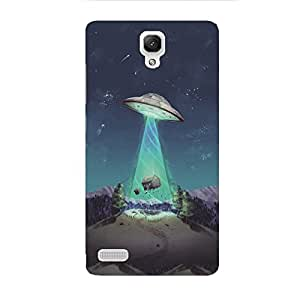 Back cover for Redmi Note Prime UFO