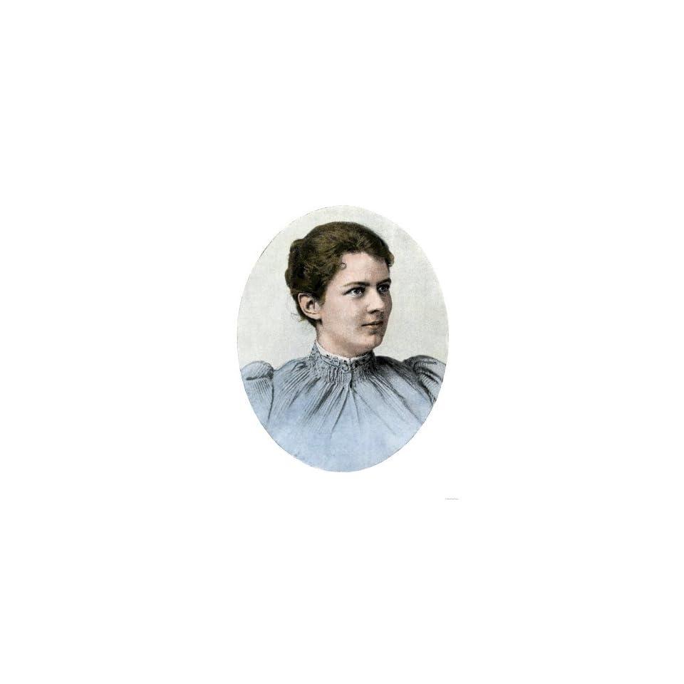 Frances Folsom Cleveland Wife Of President Grover Cleveland