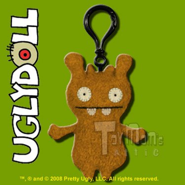 Ugly Doll Keychains- Deer Ugly