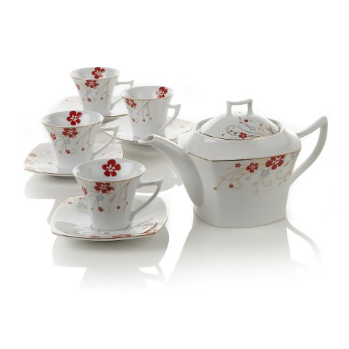 Teavana cast iron tea set. Teavana closed down so you won't get this anywhere else. Real cast iron made in Japan. Gently used.