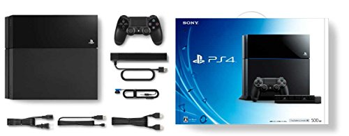 PlayStation 4 PlayStation Camera同梱版 ジェット・ブラック ゲーム画面スクリーンショット1