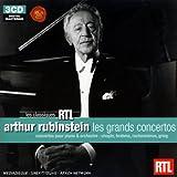 Arthur Rubinstein joue les grands concertos (Coffret 3 CD)