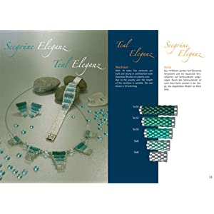 Perlen aus Perlen /Beads of Beads: 21 Ketten, Broschen, Ohrringe und Armbänder /21 Necklaces, Brooc