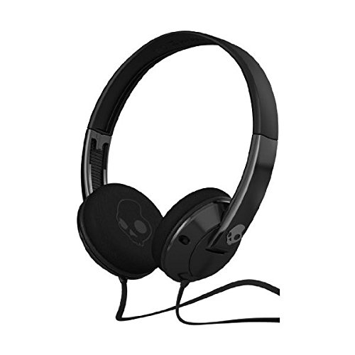 Skullcandy S5Urfz-033 Uprock On-Ear Headphone (Black)