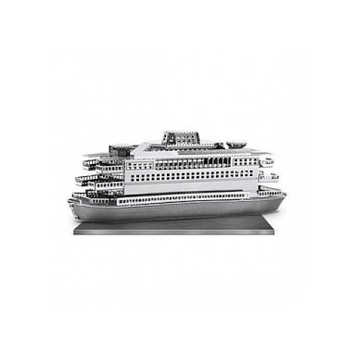 Fascinations Metal Earth 3D Laser Cut Model - Commuter Ferry Boat
