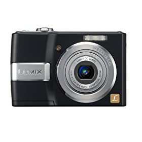 Panasonic DMC-LS80K 8MP Digital Camera images