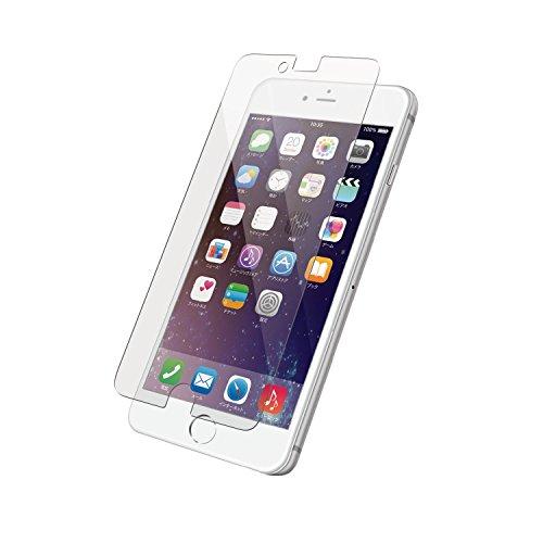 ELECOM iPhone6s/iPhone6 フィルム 衝撃吸収・ブルーライトカット AM-A14FLBLGPN フラストレーションフリーパッケージ(FFP・封筒パッケージ)