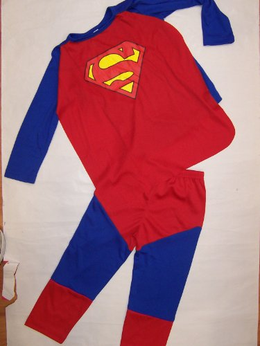 Able® Kids Superman Costume outfit 3,4,5,6 year old L105-125cm