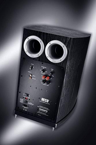 Heco-Victa-Prime-Sub-252-A-schwarz-Aktiver-Bassreflex-Subwoofer