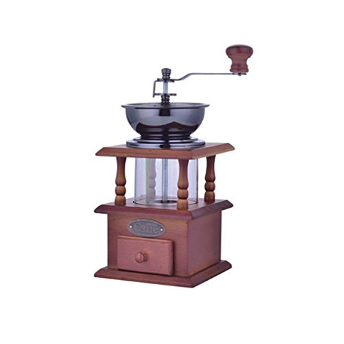 Global King Classical Double Hand Grinder Coffee Grinder, Coffee Mill Machine