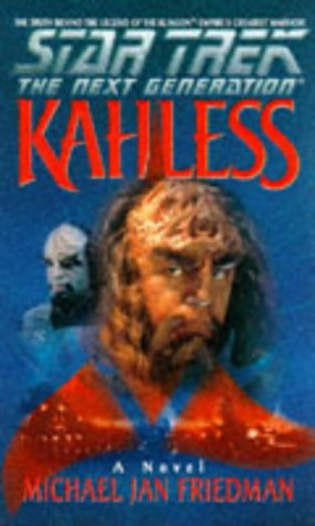 Kahless, MICHAEL JAN FRIEDMAN