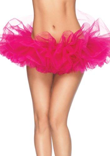 Organza Tutu Adult Hot Pink [6 Pieces] *** Product Description: Includes: One Tutu. ***<br />
