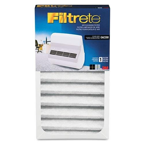 New-Filtrete OAC200RF - Replacement Filter, 13 x 7 1/4 - MMMOAC200RF