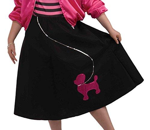 50's Poodle Skirt Set,