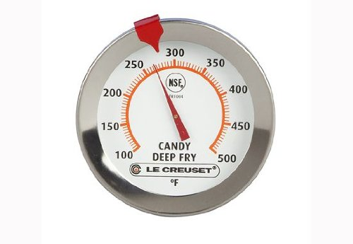 Le Creust Candy/Deep Fry Thermometer