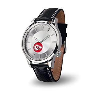 Brand New Kansas City Chiefs NFL Icon Series Mens Watch by Things for You