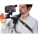 ビデオカメラスタンド 本格ビデオ撮影に ハンズフリーショルダーパッド FS-HFSP